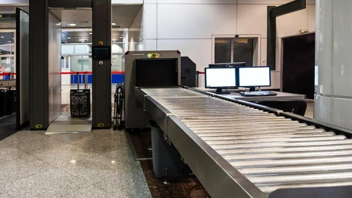Dubai Airport Skanner