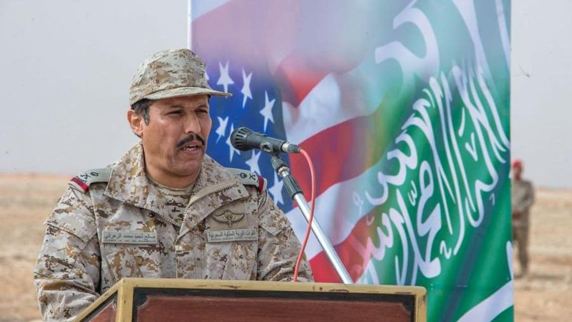 IN PICTURES: Saudi, US forces launch 'friendship military exercises 2018'