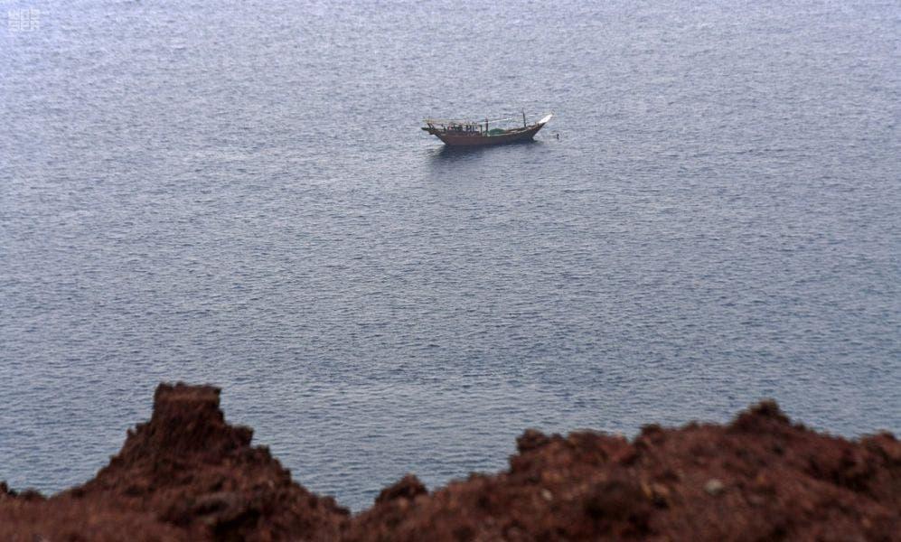جزيرة كدمبل السعودية