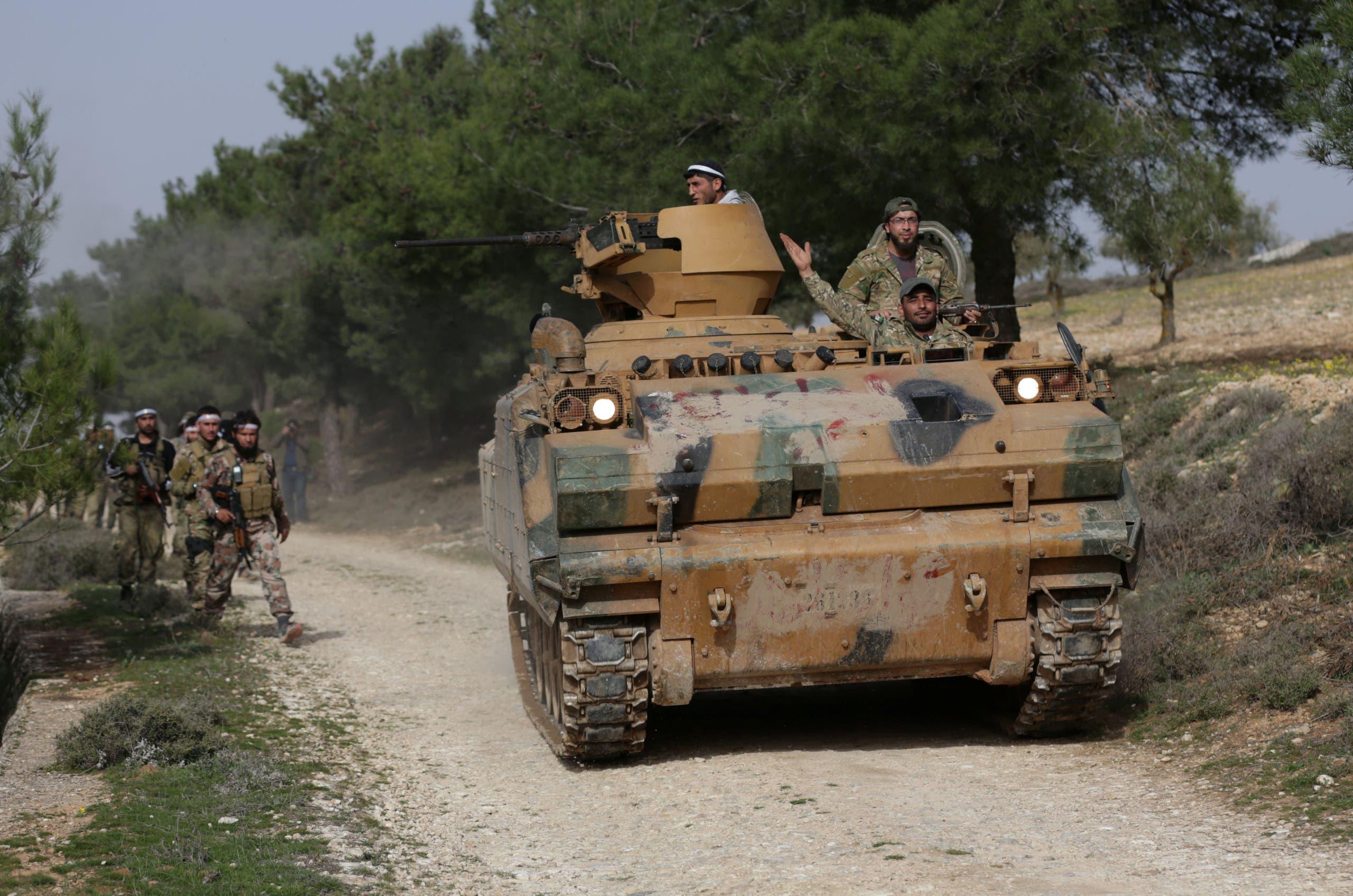 الجيش الحر في عفرين