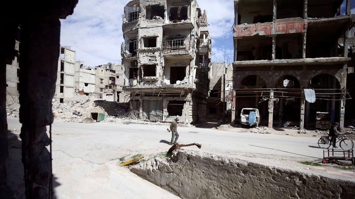دوما الغوطة الشرقية
