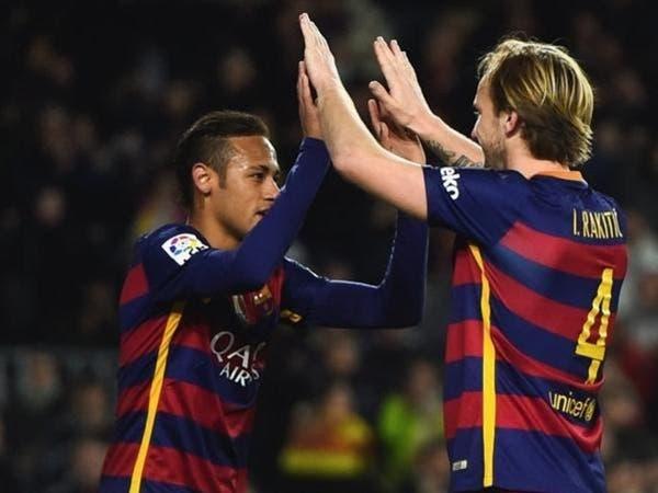 راكيتيتش: أتمنى عودة نيمار إلى برشلونة