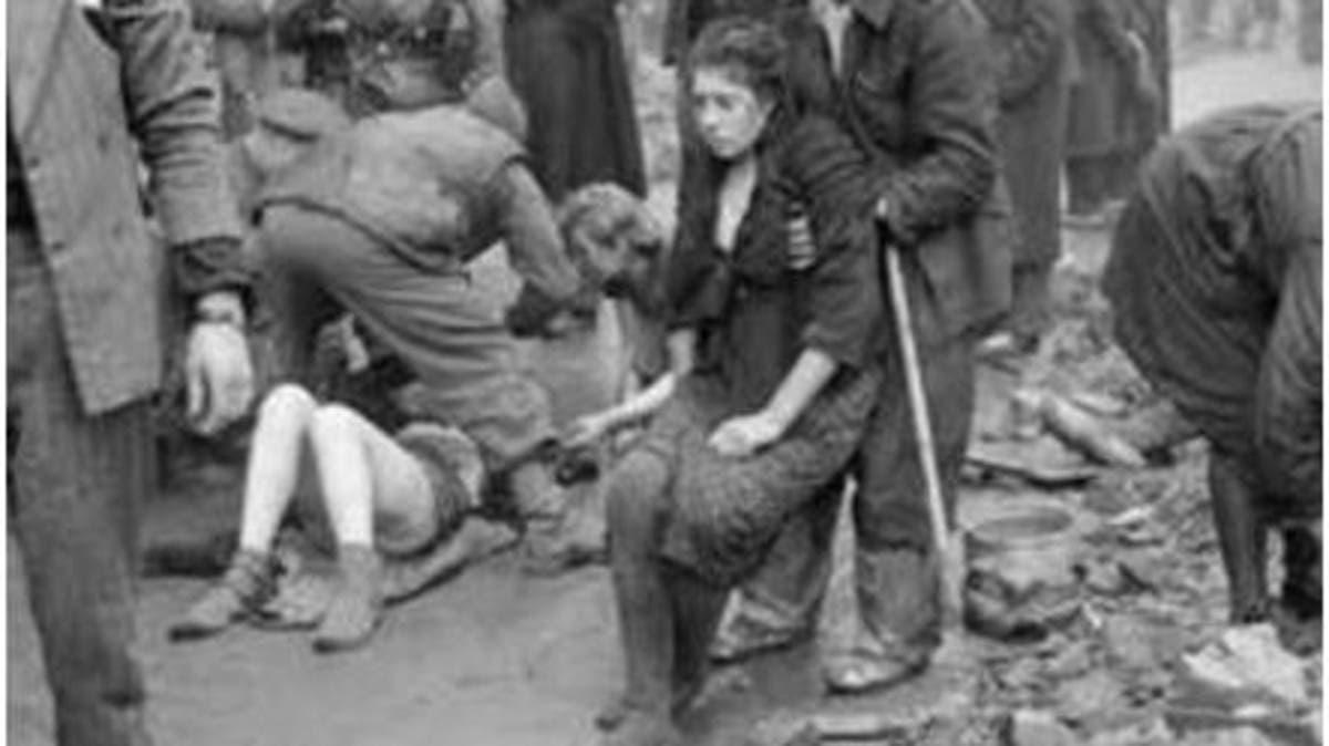 German Rape Victims
