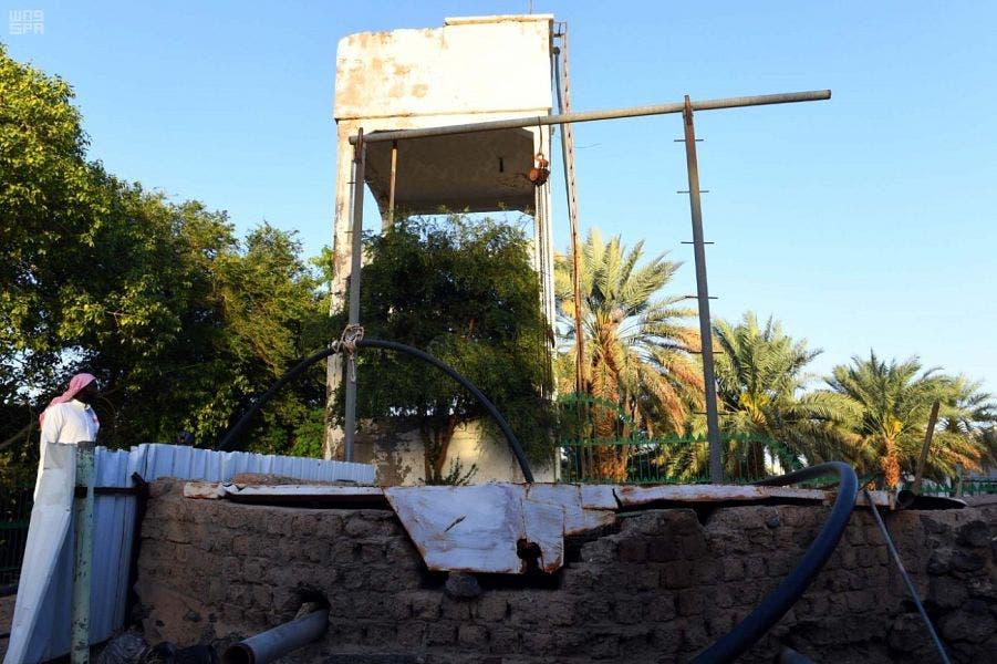 Uthman ibn Affan well. (SPA)