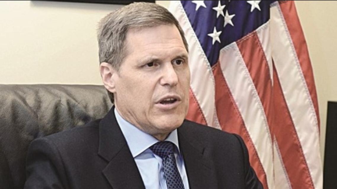 السفير الأميركي في اليمن ماثيو تولر