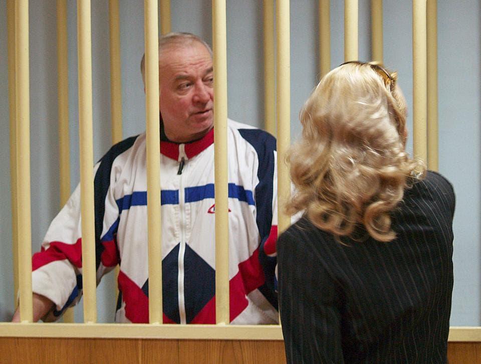 الجاسوس الروسي السابق سيرغي سكريبال