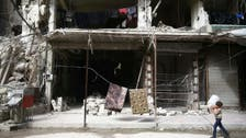 مشرقی الغوطہ میں روسی فوج کی بمباری سے 10 شہری ہلاک