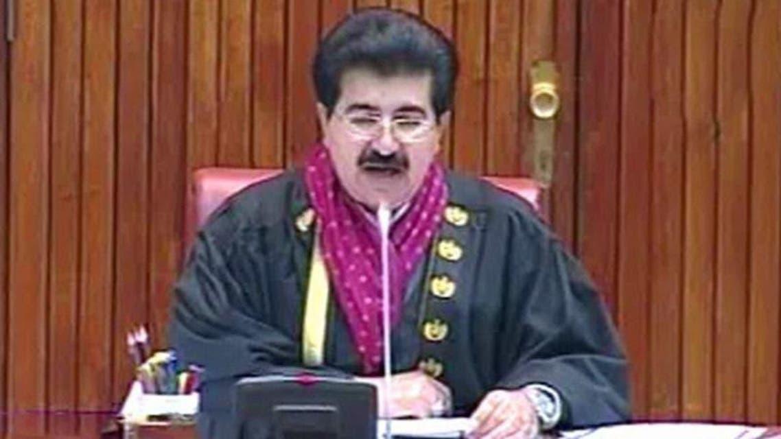 Pakistan Senate Chairman