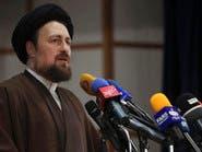 حفيد الخميني ينتقد قمع الاحتجاجات ويحذر من سقوط النظام