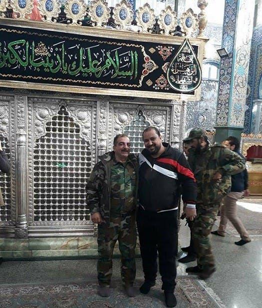صور من صفحة لواء الإمام الحسين2