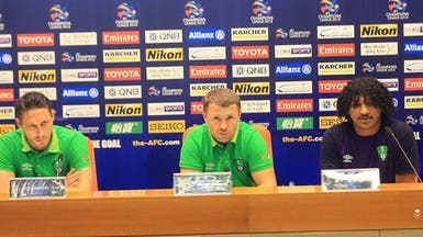 ريبروف: الثقة عادت إلى لاعبي أهلي جدة