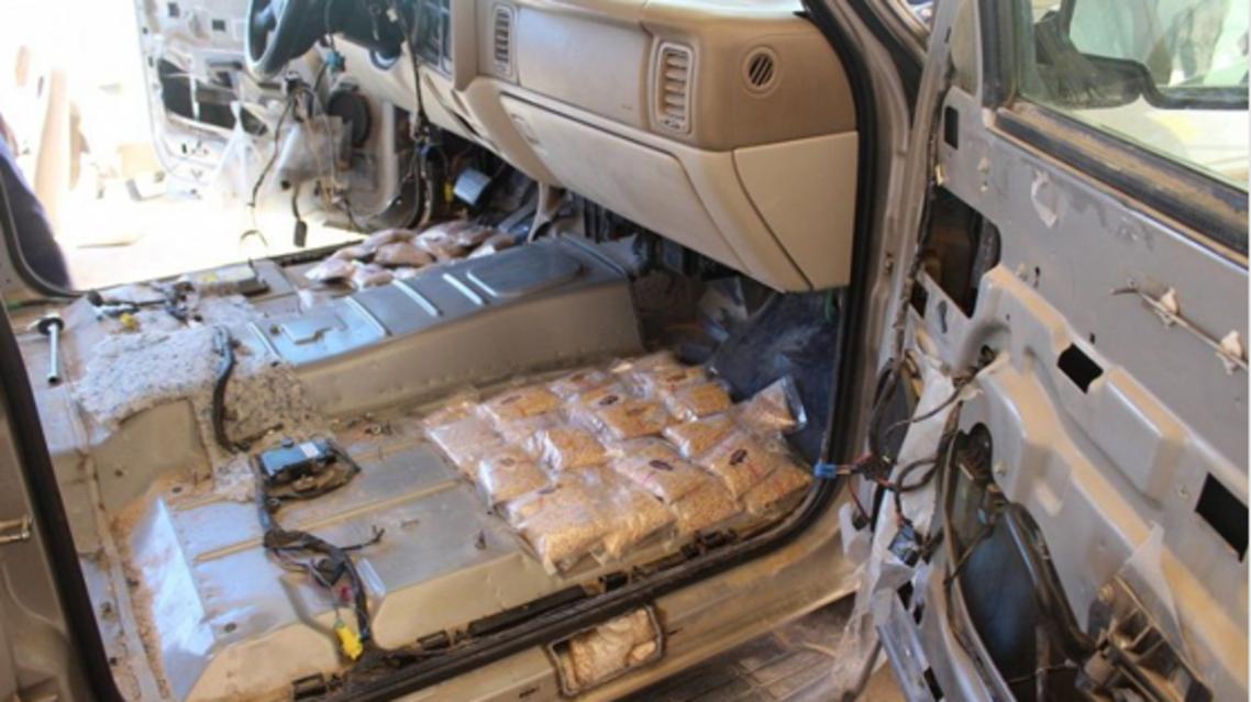 drug smuggling saudi. (Twitter)