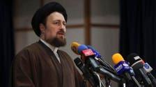Khomeini's grandson criticizes crackdown of Iran protests