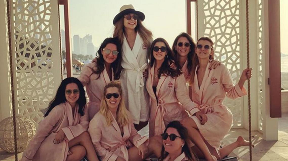 Turkish businessman's daughter, bridal party die in crash after Dubai trip instagram
