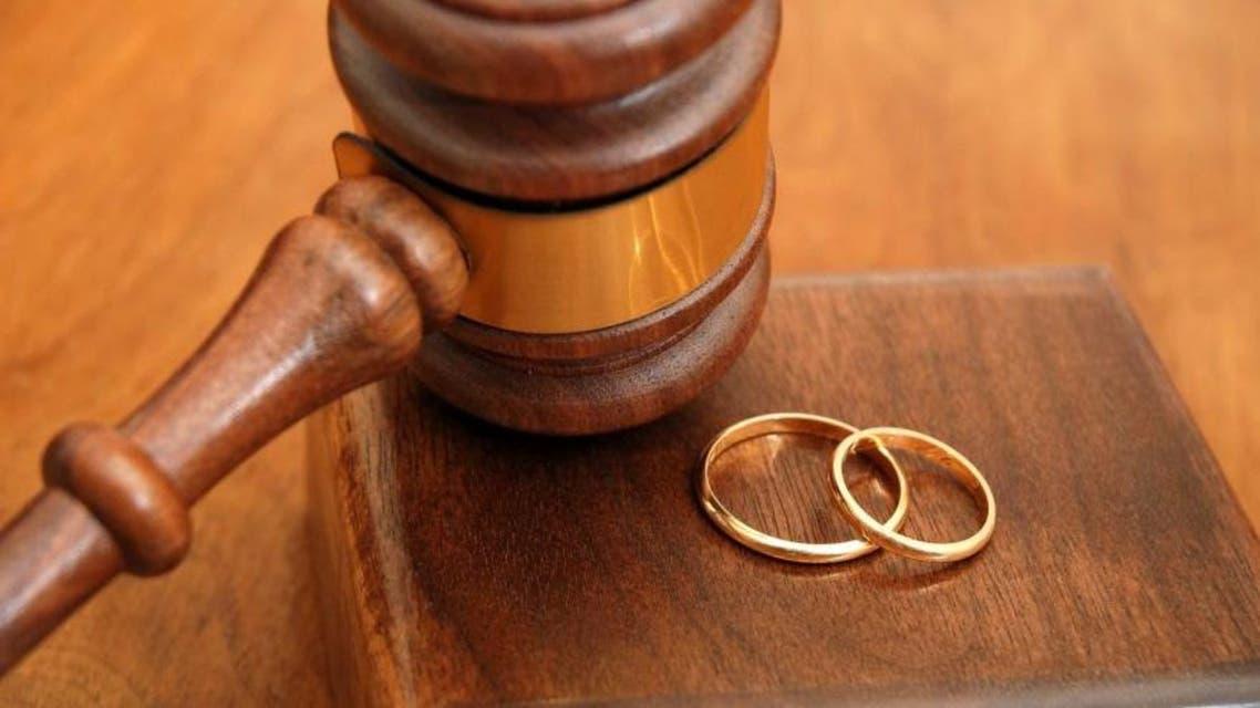 حكم طلاق