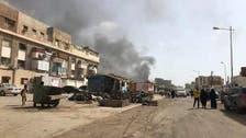 Suicide bombing kills at least 10 in Yemen's Aden