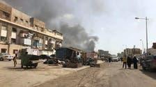 انفجار سيارة مفخخة قرب موقع عسكري بعدن وداعش يتبنى