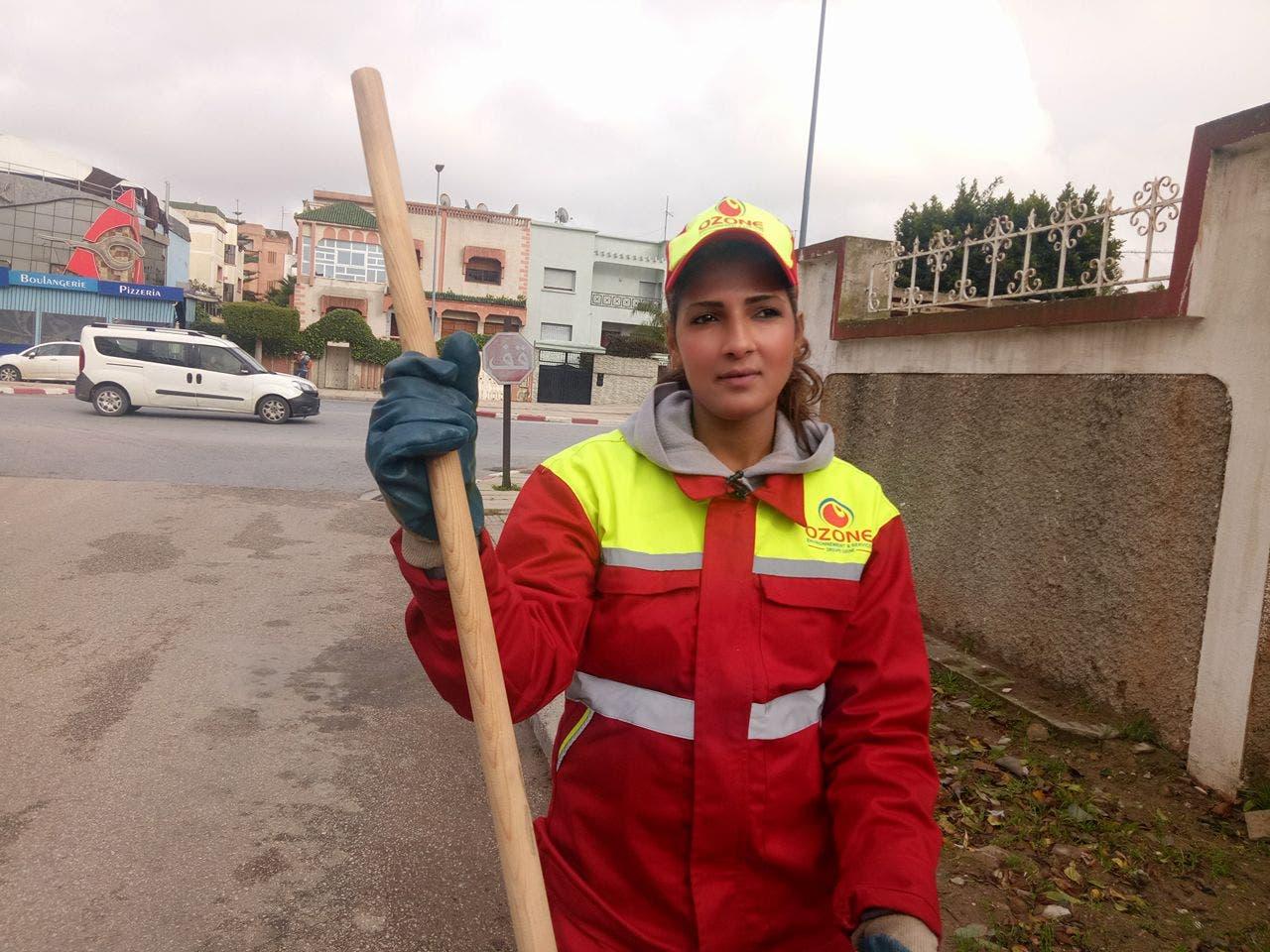 عاملة نظافة تصبح ملكة جمال في المغرب