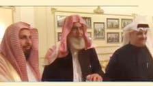 امام حرم مکی کا دورہ اسلام آباد اپنے استاد سے ملاقات کا سبب بن گیا