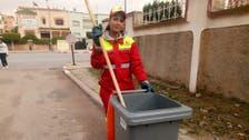 سڑکوں کی صفائی سے مقابلہ حسن جیتنے تک، مراکشی خاتون خاکروب کی کہانی