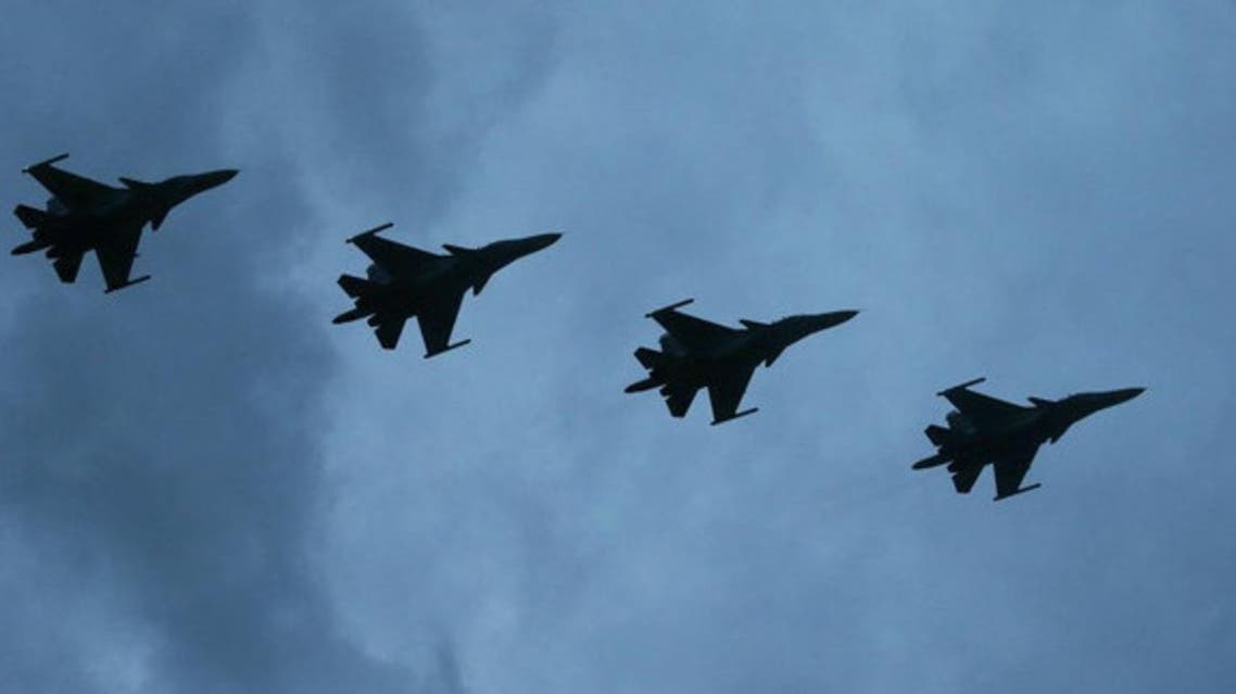 مقاتلات روسية