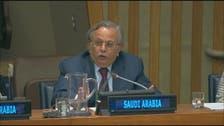 قضیہ فلسطین کا منصفانہ حل سعودی عرب کی اولین ترجیح میں شامل ہے: المعلمی