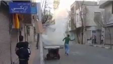 Iran's famous Festival of Fire turns into anti-regime demonstrations