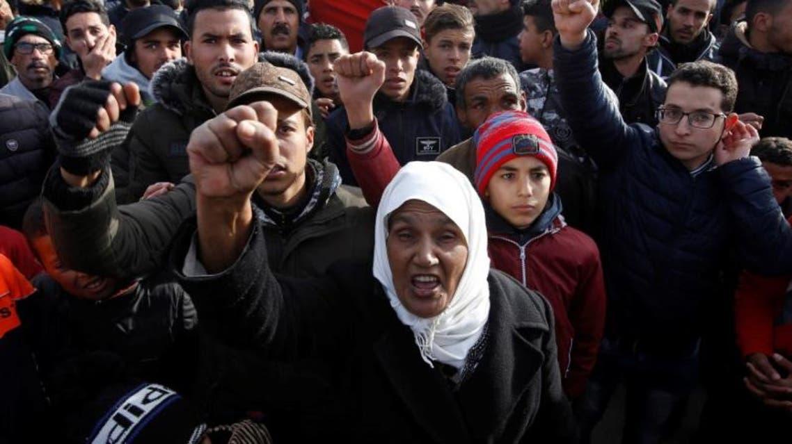 Jerada morocco reuters