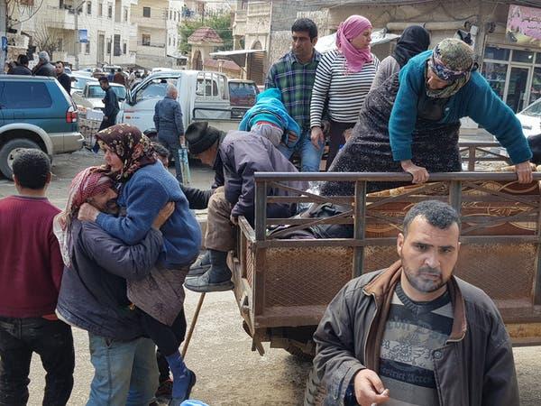 القصف التركي يشرّد عشرات الآلاف في عفرين