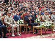 السيسي: مستعد لارتداء الزي العسكري والقتال ضد الإرهاب
