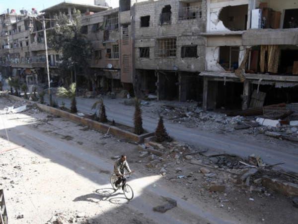 النظام يسيطر على حمورية في الغوطة بعد انسحاب المقاتلين