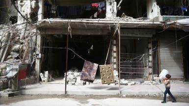 الدفاع المدني: حالات اختناق بالكلور في حمورية بالغوطة