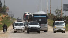 Evacuation of pro-Assad villages under way in northwest, says monitor