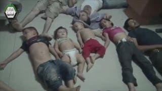 7 سنوات على الثورة السورية... مجزرة الكيماوي