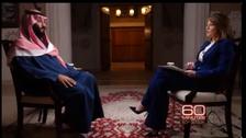 ایران جوہری بم بنائے گا ،تو ہم بھی بنائیں گے: سعودی ولی عہد