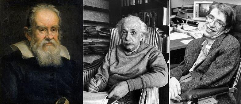 هوكينغ وآينشتاين وغاليليو، قواسم مشتركة وصدف غريبة لأشهر علماء فيزياء وفلك