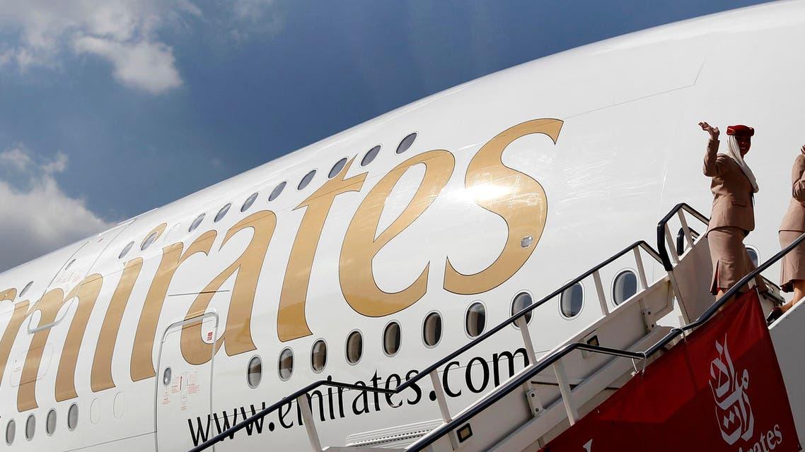 emirates. (Reuters)