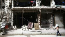 """الغوطہ الشرقیہ: جنگجوؤں کے انخلاء کے بعد """"حموریہ"""" پر شامی فوج کا کنٹرول"""