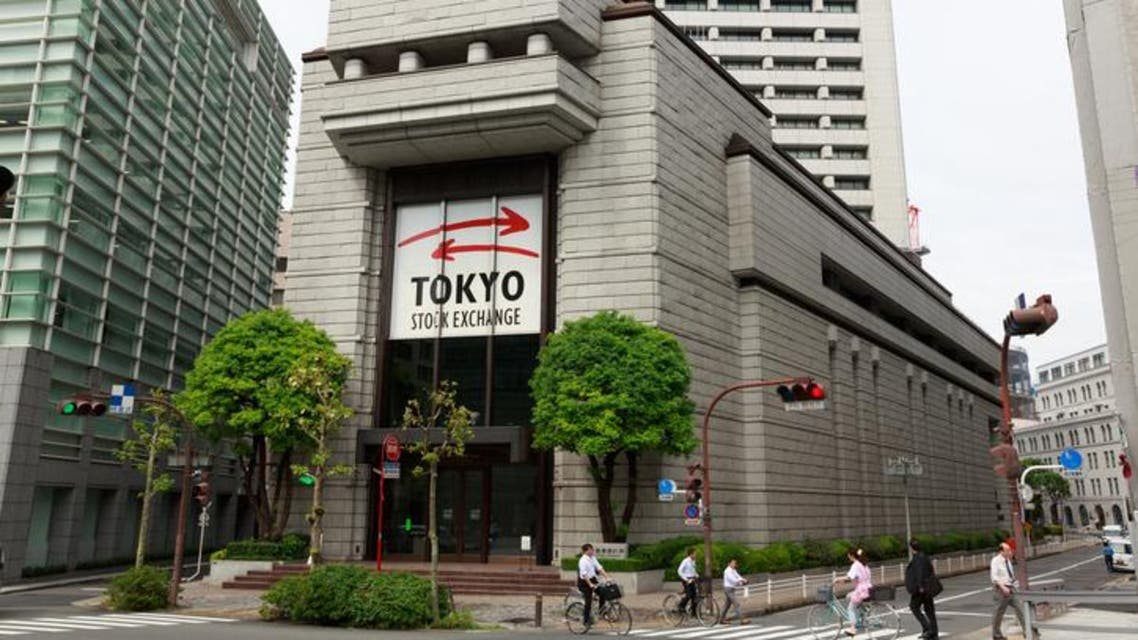 بورصة طوكيو أسواق اليابان أسهم
