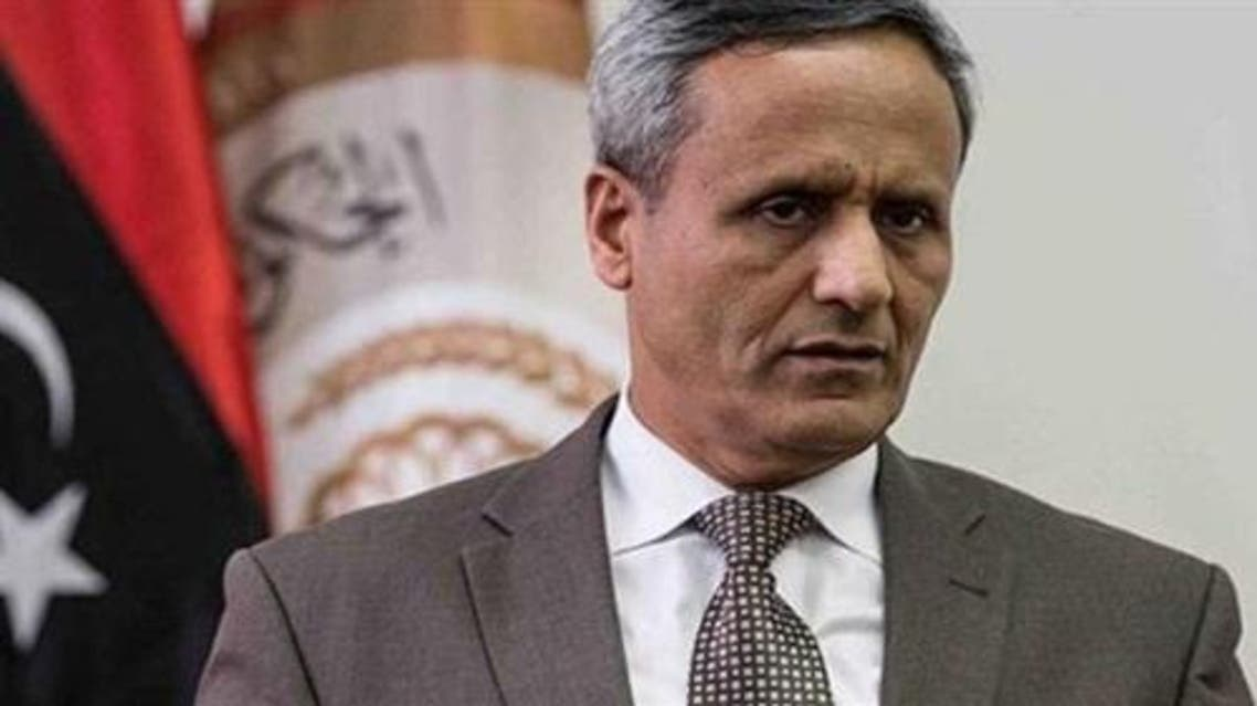 المدعي العام العسكري الليبي التابع لحكومة الوفاق مسعود أرحومة