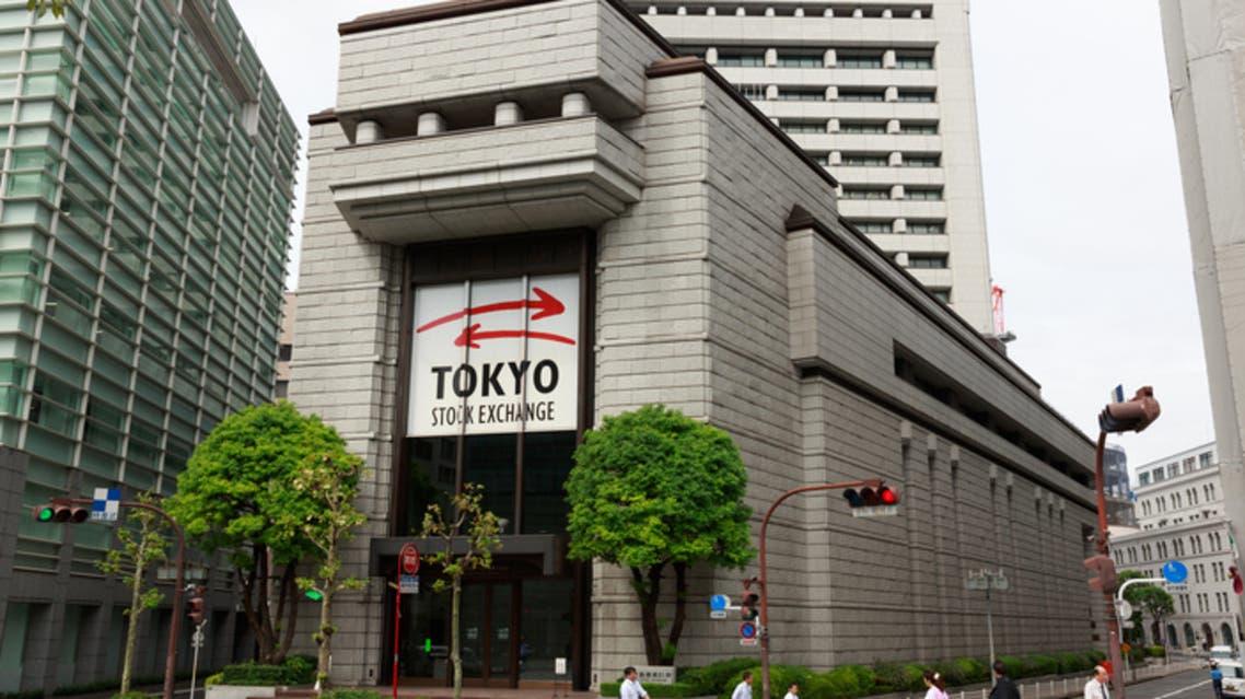 بورصة طوكيو أسهم اليابان
