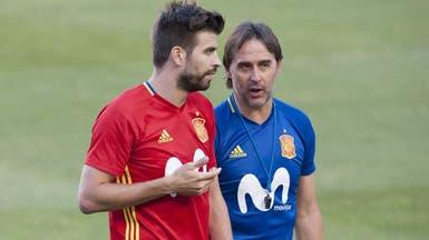 مدرب إسبانيا يعلن قائمة وديتي ألمانيا والأرجنتين