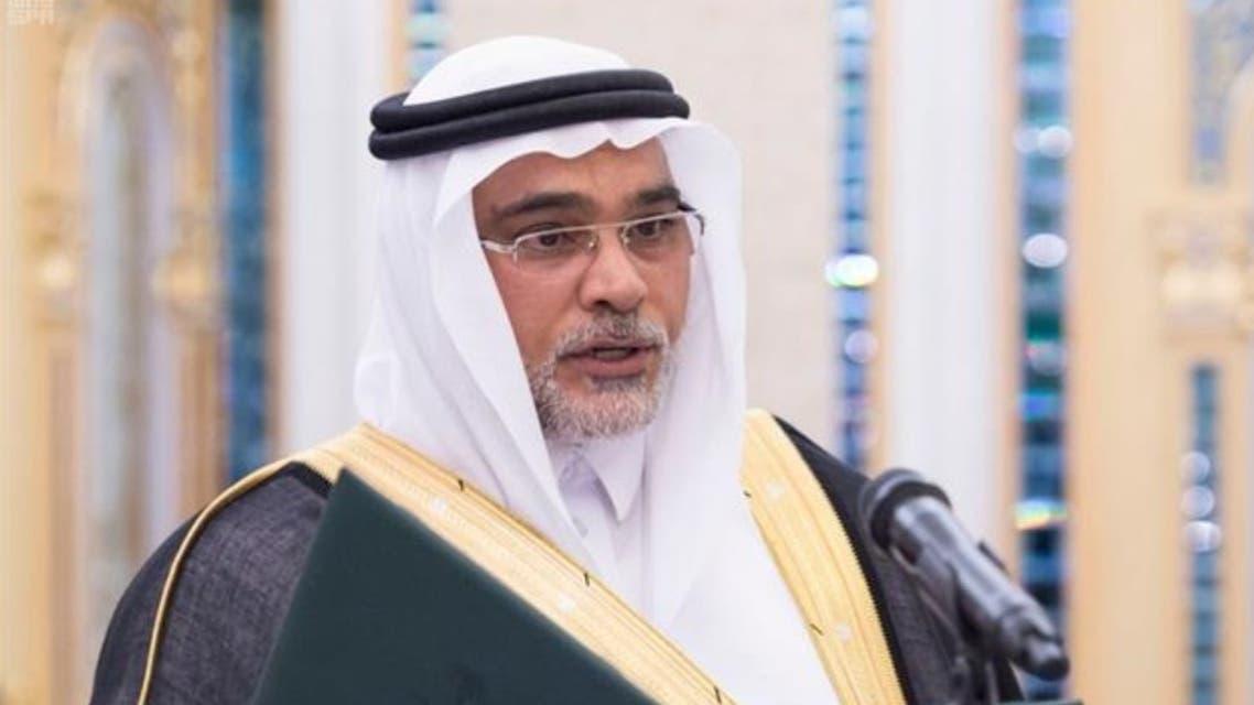 سفير السعودية في إندونيسيا أسامة الشعيبي