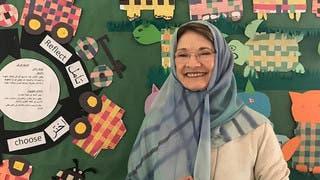 شاهد كيف عبرت سالي عن عشقها للسعودية بطريقتها الأميركية