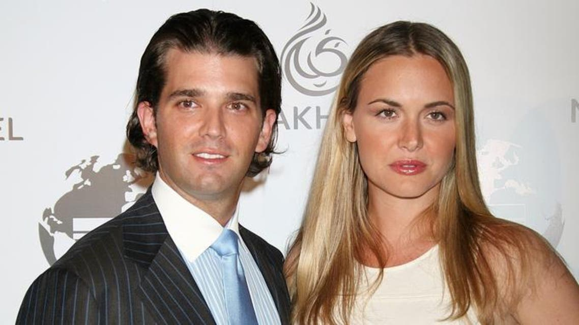 Bel Air, California, USA, Aug 23, 2008; Donald Trump Jr. and pregnant wife Vanessa Haydon arrive to the Trump and Nakheel Introduction to Trump Tower Dubai Party in Bel Air, California. (Shutterstock)