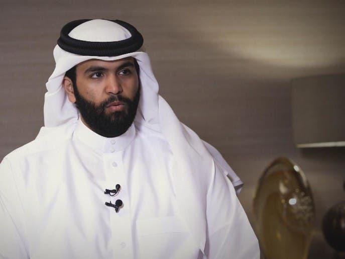 لقاء سلطان بن سحيم آل ثاني مع تركي الدخيل