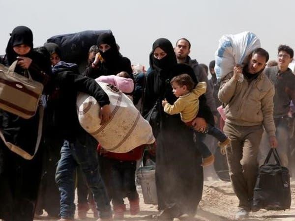 الغوطة تحتضر.. عشرات القتلى وآلاف النازحين