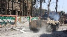 قوات النظام تسيطر على سقبا وكفربطنا في جنوب الغوطة