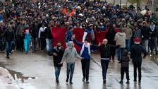 Thousands stage protest in Morocco's Jerada despite ban