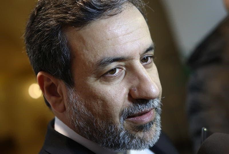 نائب وزير الخارجية الإيراني عباس عراقجي